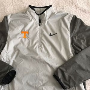 Nike 1/4 zip Tennessee Pullover